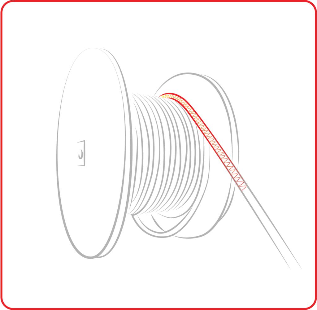 Riscaldatori per cavi elettrici alta tensione
