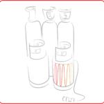 Atex bombole gas
