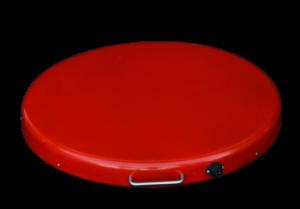 Drum base heater