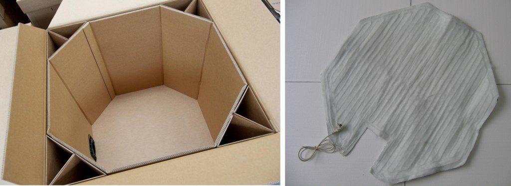 Imballaggi di cartone