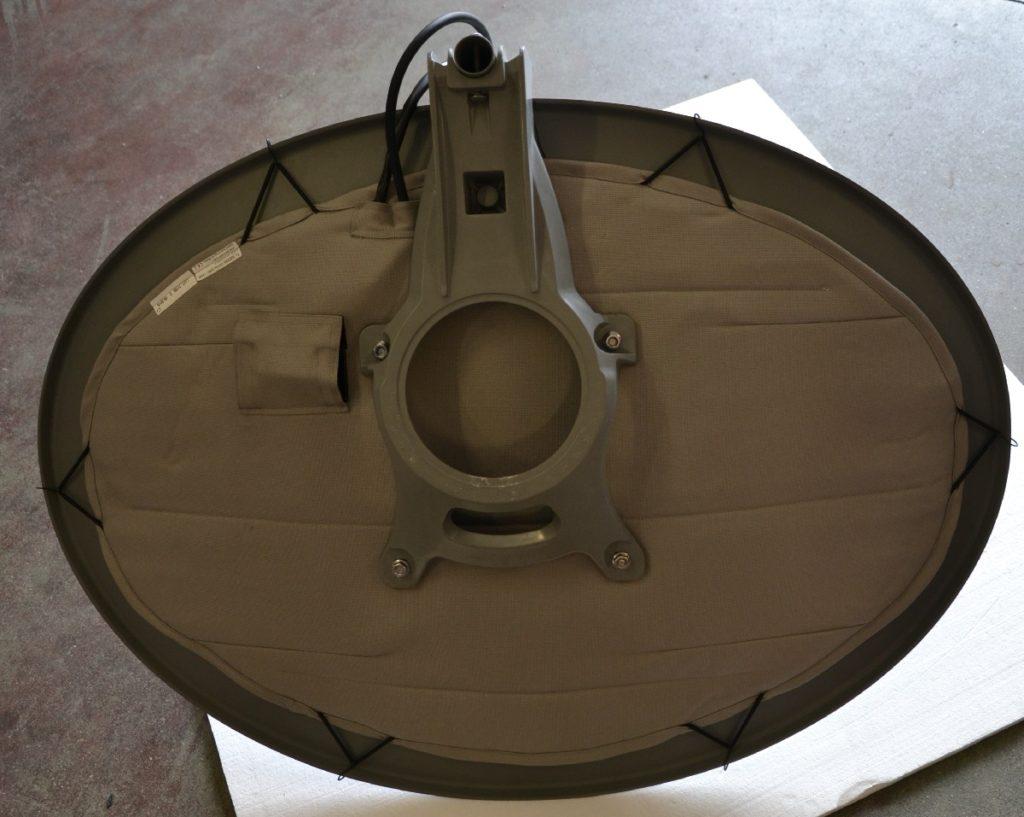 Heating blankets for antennas